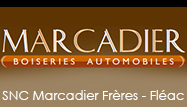 MARCADIER SNC, BOISERIES AUTOMOBILES anciennes de collection